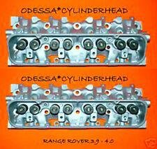 2 RANGE ROVER LAND 3.9 4.0 OHV  CYLINDER HEADS COMPLETE