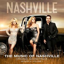 NASHVILLE THE MUSIC OF NASHVILLE SEASON 4 VOLUME 1 CD ALBUM (June 17th 2016)
