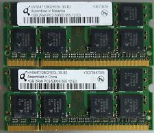 Hynix  2GB PC2-5300S DDR2 SODIMM