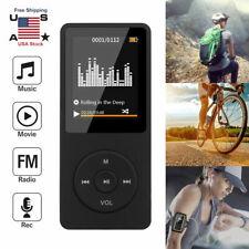 Portable Mp3 Hifi Music Player with Media Fm Hi-Fi Radio Recorder Speakers 16Gb