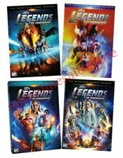 DCs Legends of Tomorrow TV Series Complete All 1-4 Seasons DVD Set Collection DC