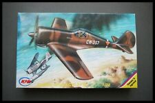 MPM Curtiss-Wright CW-21 1:72 Scale Model Kit Sealed Bag