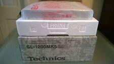 technics SL-1200MK5 Direct Drive 1200MK2 1210MK2 Family BRAND NEW TURNTABLE