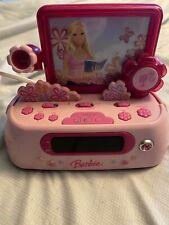 Barbie Radio/alarm Clock With Projector