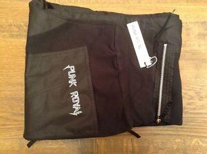 Punk Royal black mens trousers medium 35' 31L