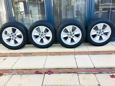 225/50R16 96v Kumho Winter Tyres Set of 4 Tyres on BMW Rims