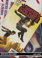 WINTER SOLDIER 1-5 2018 2019 NM you pick Marvel Comics