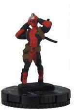 HEROCLIX DEADPOOL & X-FORCE - #033 Deadpool *Rare*