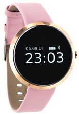 Xlyne Pro Smartwatch X-Watch Siona XW Fit gold Android IOS light rose gold