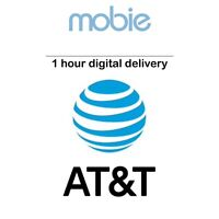 AT&T Prepaid Number for Port - 1 HOUR DIGITAL DELIVERY - Phone Numbers