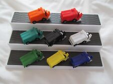 2013 MCDONALDS ZAMBONI COMPLETE SET 8 HOCKEY NHL ONLY IN CANADA toy Car NO DECAL