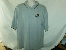 Nascar Dewalt Racing #17 Matt Kenseth Mens Polo Shirt Gray XL
