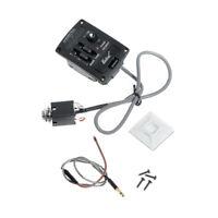 Belcat Piezo Cable EQ Pickup for Ukulele 2 Band EQ System ROHS
