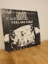Naughty By Nature Feel Me Flow 12 Inch Vinyl Hip Hop Record