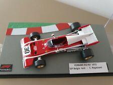 Ferrari  312 B2  GP Belgio 1972  Prove  C. Regazzoni  1:43