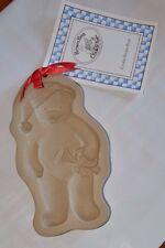 Brown Bag Cookie Art Hoilday Bear