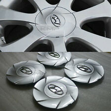 "OEM Genuine 17"" Wheel Center Hub Cap Cover 4Pcs For HYUNDAI 2011-2013 Elantra MD"