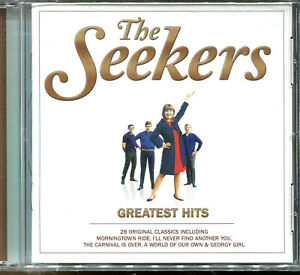 The Seekers Greatest Hits CD NEW 28 Hits