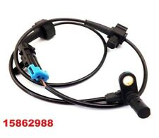New ABS Anti-lock Brakes-Rear Speed Sensor For Hummer GM 06-10 H3 15862988