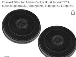 Carbon Filter for ARISTON  Cooker Hood Extractor Vent