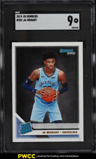 2019 Donruss Basketball Ja Morant ROOKIE RC #202 SGC 9 MINT (PWCC)