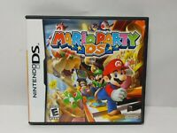Mario Party (DS, 2007) Video Game Complete in box with Manual Tested