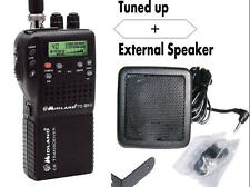 The Midland 75-822 SMALL CB Radio BRAND NEW w/tune-up and Speaker