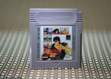 Fist of the North Star 10 Big Brawls for the King [Nintendo Game Boy VS Fighting