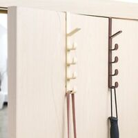 Over The Door Hanger Hook Clothes Storage Holder Multipurpose Hanging Rack