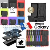 Etui Coque Housse Antichocs Tyre dual Shockproof Cover Samsung Galaxy A7 ou A9
