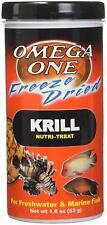 Omega One Freeze Dried Krill 1.8oz