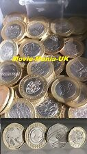 PnP Discounted Coins,50p, £1, £2 etc Commonwealth,Mary Rose,King James Bible x.