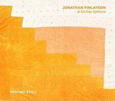 SICILIAN DEFENSE/JONATHAN FINLAYSON - MOVING STILL [DIGIPAK] NEW CD