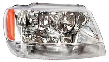 NEW HEAD LIGHT LAMP for JEEP GRAND CHEROKEE 1999-2005 LAREDO/LIMITED RIGHT SIDE