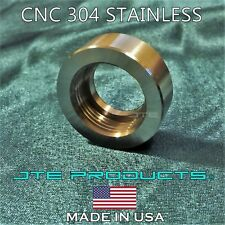 22mm X 1.5 Diesel particulate sensor repair fitting / mount / weld bung