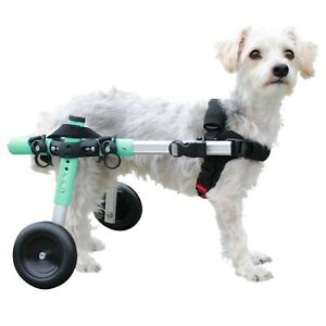 Refurbished Lightweight Dog Wheelchair - for Small Dogs 11-25 Pounds