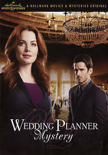 Wedding Planner Mystery, Good DVD, Erica Durance, Andrew W. Walker, Brandon Beem