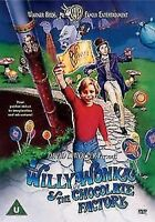 Willy Wonka & The Cioccolato Fabbrica DVD Nuovo DVD (1000085236)