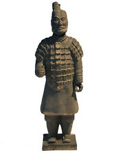 ENTOMBED TERRACOTTA WARrIORS OF XIAN - 25 cm Scale Entombed Warrior / Lancer