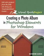 Creating a Photo Album in Photoshop Elements for Windows : Visual...