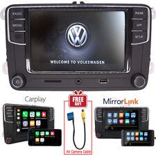 "6.5"" Autoradio MIB2 RCD330+ CarPlay MirrorLink BLUETOOTH RVC VW Golf Passat Polo"