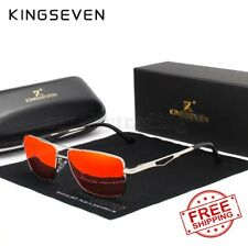 KINGSEVEN 2020 Brand Classic Square Polarized Sunglasses Men's Driving Male Sun