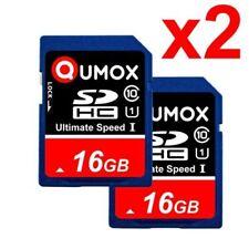 Qumox SDHC Kamera-Speicherkarten