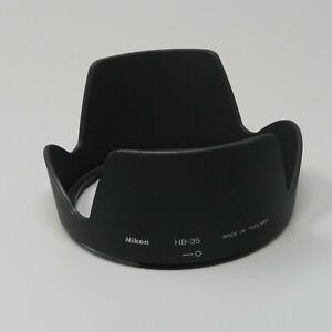 Nikon HB-35 HB 35 hood for DX Nikkor AF-S 18-200mm 3.5-5.6 ED G VR lens