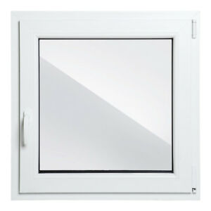 Finestre in PVC Aluplast Bianco con varie Larghezze a scelta!