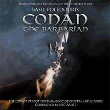 Conan The Barbarian Basil Poledouris 2cd Complete
