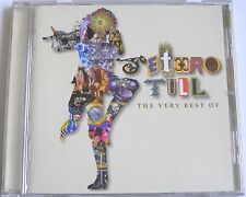 JETHRO TULL THE VERY BEST OF (2001 20 TRACK COMP ON CHRYSALIS LABEL CD) VGC