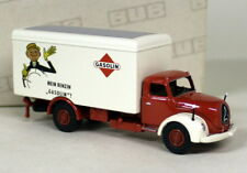 BUB 1/87 Scale - 07400 Magrius S6500 LKW Gasolin Truck - Diecast Model Lorry
