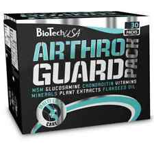 BioTech USA Arthro Guard 30 Packs MSM Glucosamin Chondroitin Free World Shipping
