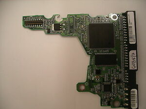 PCB from Maxtor 6E040L0711014; Codes NAR61EA0 K,M,G,A; Chip 040112600